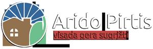 Arido pirtis